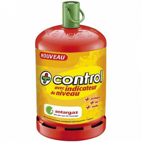 Antargaz consigne de gaz  butane 13 kg + control