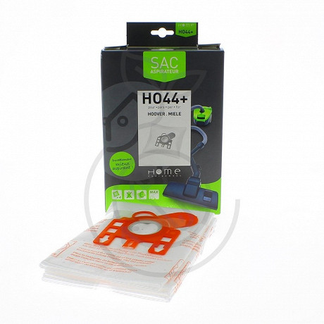 Home Equipement sac synthétique pour aspirateur X4 HEHO44+