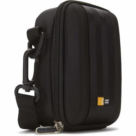 Case logic Etui semi rigide pour appareil photo compact et/ou camescope QPB202K