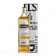 Bushmills original 40% vol 70cl sous tube