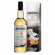 Aerstone sea cask 10ans 70cl 40%vol
