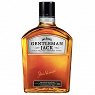 Gentleman jack bourbon 70cl 40% Vol.