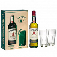 Jameson coffret 2 verres highball 40%vol