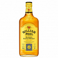 William Peel scotch whisky 50cl 40%vol