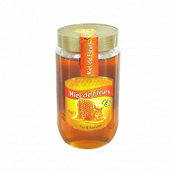 Miel fleur pot verre 1kg