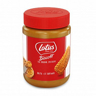 Lotus pâte à tartiner speculoos 400g