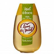Lune de Miel - miel d'acacia  Pet souple 500 g