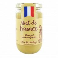 Famille michaud miel de France crémeux 375g