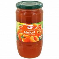 Cora confiture d'abricot 1 kg