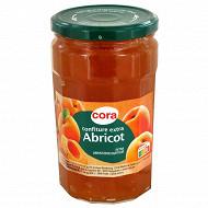 Cora confiture extra abricot 750g