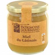 Patrimoine gourmand miel de fleurs du Gâtinais 500g