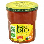 Nature Bio confiture extra d'oranges 370g
