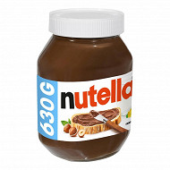 Nutella pot 630 g