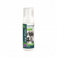 Phutosoins mousse insectifuge chien 150ml