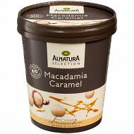 Alnatura sélection macadamia caramel bio 500ML - 350g