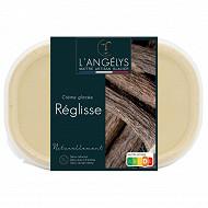 L'Angelys crème glacée réglisse 450g-750ml