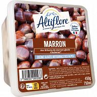 Crème glacéé marron 450 g