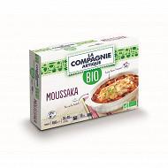 La compagnie artique moussaka bio 450g