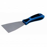 Franpin couteau de peinture acier manche bi matière 6cm