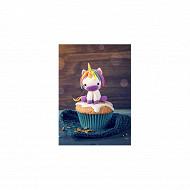 BEI agenda licorne cupcake