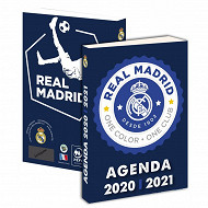 Agenda scoalire 2020-2021 real de madrid