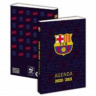 Agenda scolaire 2020-2021 fc barcelone