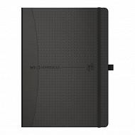 Oxford agenda journal noir 15x21cm