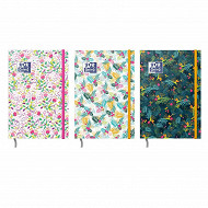 Agenda oxford flowers 12X18 1j/p