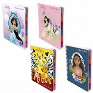 Disney cahier de texte spirale 170x220 148p seyes