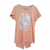 Pyjama short femme CORAIL T50\52