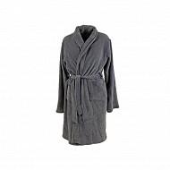 Robe de chambre unie femme BLEU T42\44