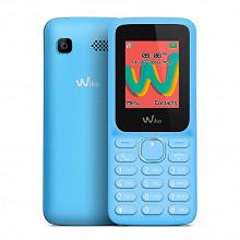 """Wiko Téléphone portable 1.8"""" LUBI5 PLUS LS SWEET BLUE"""