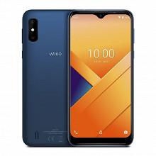 """Wiko Smartphone 6.2"""" Y81 DEEP BLUE LS"""