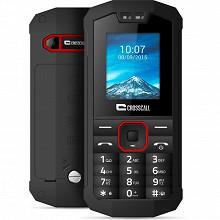"""Crosscall Téléphone portable 1.77"""" SPIDER X1 NOIR"""