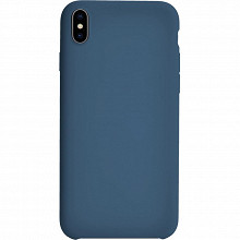 Bigben connected Coque rigide soft touch corail pour IPXS MAX COVSOFTIP65PA