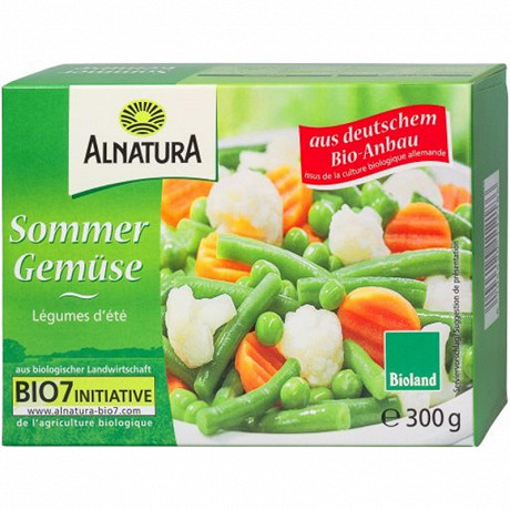 Alnatura légumes d'été bio 300G