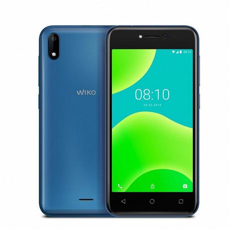 """Smartphone 5"""" Y50 LS BLEU"""