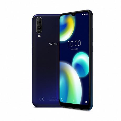 """Wiko Smartphone 6.52"""" VIEW4 LITE LS DEEP BLUE"""