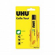 Uhu - Colle flex+clean tube plastique 20 ml sans solvant