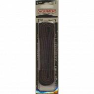 De Clermont lacets cordonnet 180cm noir