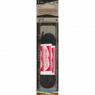De Clermont lacets cordonnet 150cm noir