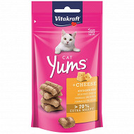Vitakraft cat yums fromage 40g
