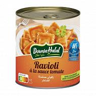 Dounia halal ravioli volaille 4/4 800 g