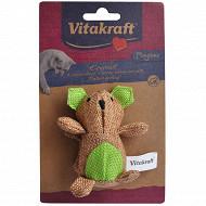 Vitakratf jouet naturel chat écureuil