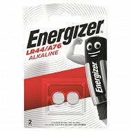 Energizer 2 piles boutons A76/LR44