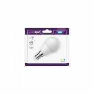 GETIC ampoule LED sphérique équivalent  40WE14