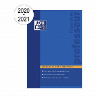 Oxford agenda office teacher perpetuel 21x29,7cm