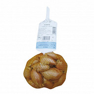 Echalote longue jermor cal 15/35 filet 500g