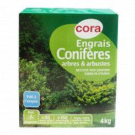 Cora engrais conifères 4kg