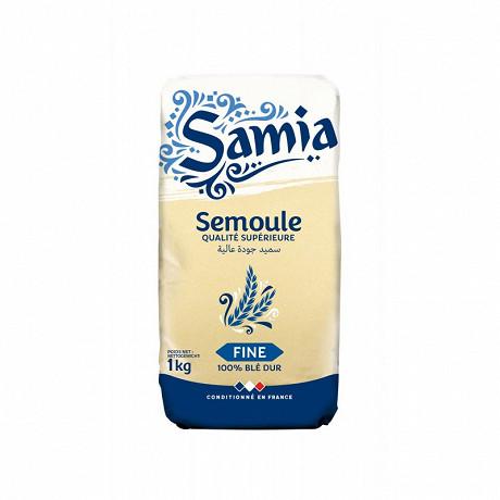 Samia semoule de blé fine 1kg
